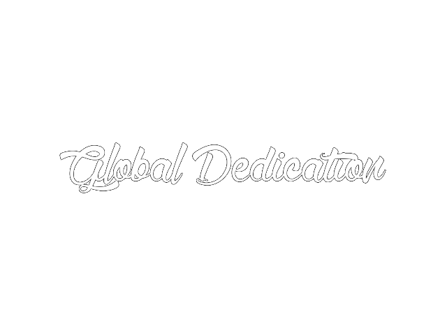 Global Dedication